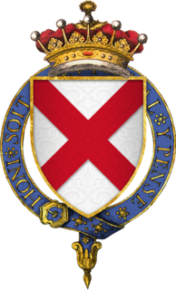 Irish peer and Lord Deputy of Ireland