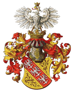 House of Lorraine - Image: Coat of arms of the House of Lorraine