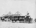 Cobb and Co Coach outside Corfield and Fitzmaurice General Store Winton circa 1890.tif