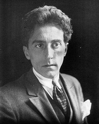 Ο Ζαν Κοκτώ το 1923