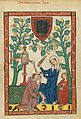 Codex Manesse 285r Rost Kirchherr zu Sarnen.jpg