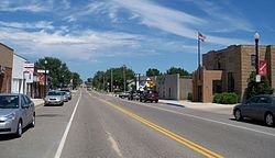 Downtown Cokato
