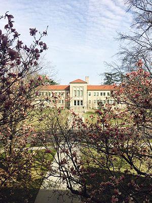 University of Missouri–Kansas City - Cockefair Hall on UMKC Campus