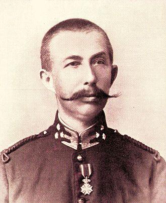 Hendrikus Colijn - Colijn in 1905
