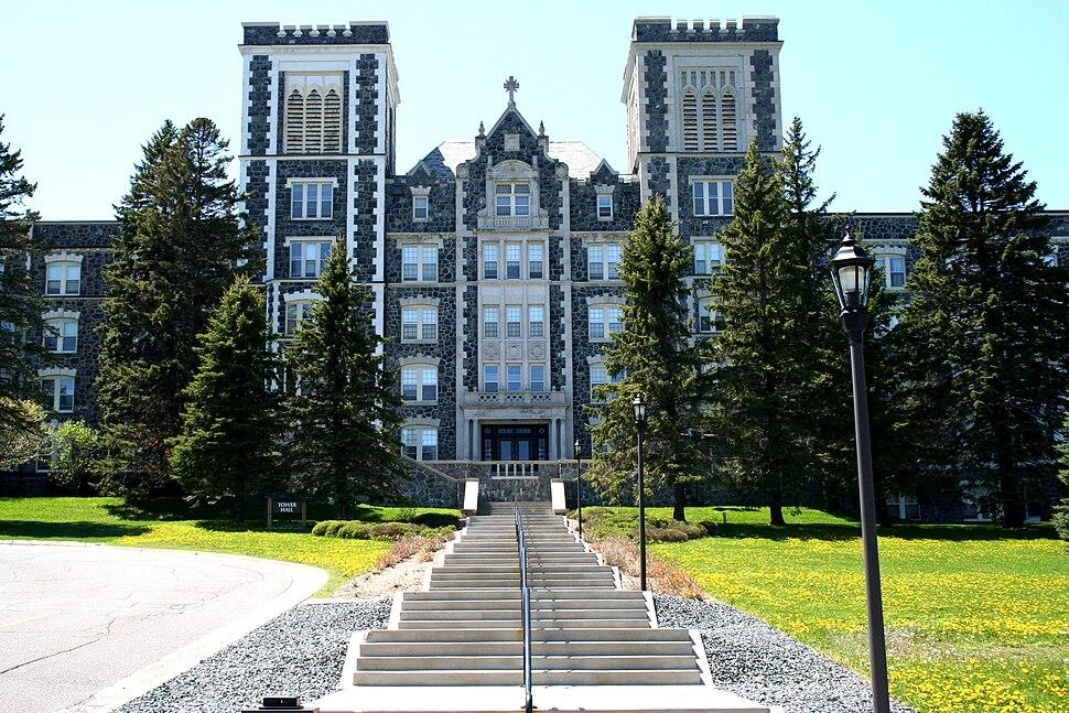 College of St Scholastica