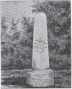 Colonel Crawford Burn Site Monument drawing.jpg
