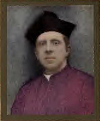 Robert Hugh Benson - Image: Color Portrair of Robert Hugh Benson
