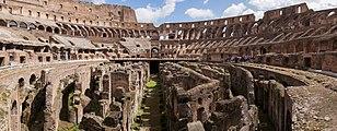 Colosseum interior 2012 sweep panorama.jpg