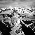 Columbia Glacier and Yale Glacier, Cirque and Valley Glacier Head, August 24, 1964 (GLACIERS 1071).jpg