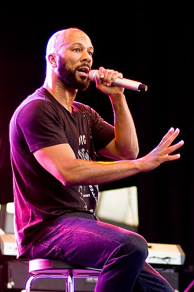 Picture of a band or musician: Common