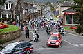 Competitors in the 2011 Tour of Britain, Peebles - geograph.org.uk - 2595579.jpg