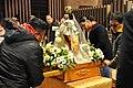 Con la Virgen del Quinche (Ecuador) en Torreciudad 2017 - 034 (37788293704).jpg