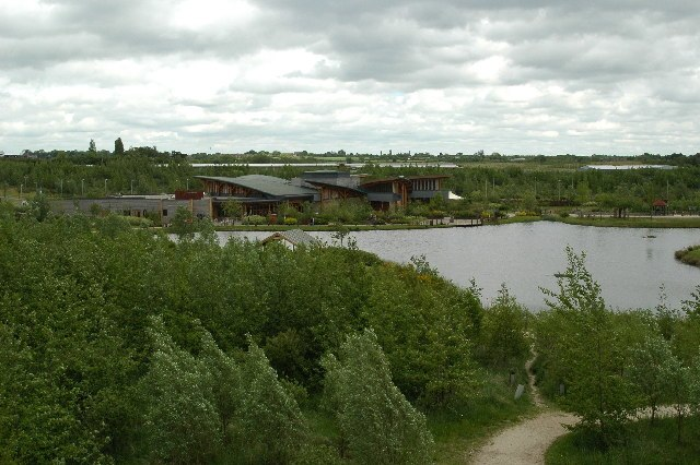 Conkers Discovery Centre - geograph.org.uk - 89395