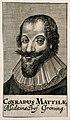 Conrad Matthaeus. Line engraving, 1688. Wellcome V0003906.jpg