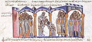 Euthymius I of Constantinople priest