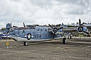 Consolidated P4Y-2G (PB4Y-2) Privateer BuNo 66261 (C-N 66304) (National Naval Aviation Museum) (8761620151).jpg