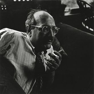 Mark Rothko - Mark Rothko, Yorktown Heights, ca. 1949. Brooklyn Museum, by Consuelo Kanaga
