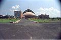 Convention Centre Complex Under Construction - Science City - Calcutta 1996-April 901.JPG