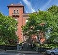 Corliss-Brackett House front (Prospect St) view.jpg