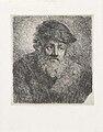 Cornelia Scheffer-Lamme - Oude man met baard en muts.jpg