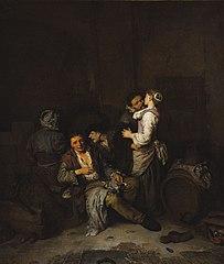Peasants in a Tavern
