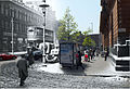Corner of Library Street and Royal Avenue, Belfast (17738043420).jpg