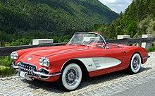 Corvette C1 del 1958