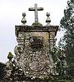 Corzáns, Pazo de Petán, escudo.jpg