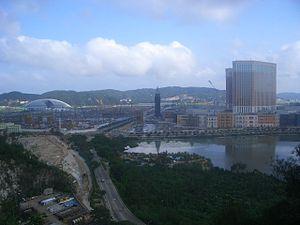 2007年路氹城面貌
