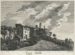 Coyty Castle