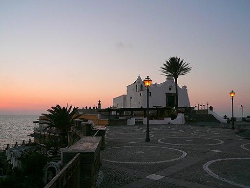 Crepuscolo sulla Chiesa del Soccorso