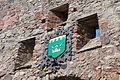 Crest at Põltsamaa Castle.JPG