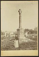 Croix de cimetière de Saint-Pey-D'Armens - J-A Brutails - Université Bordeaux Montaigne - 0593.jpg