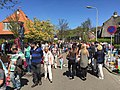 Crowded 5th of May streetmarket (Netherlands, Oegstgeest 2016) (26755158892).jpg