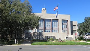 Crowley, Louisiana - Parish Courthouse Feb 2019.jpg