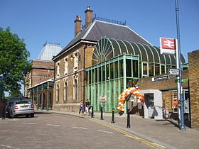 Image illustrative de l'article Gare de Crystal Palace