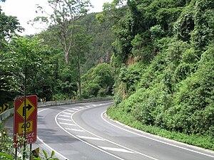 Cunningham Highway - Image: Cunninghams Gap