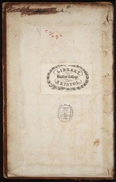File:Cyclopaedia, Chambers - Volume 1.djvu