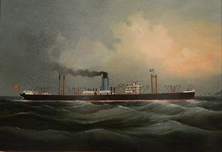 Blue Funnel Line transport company
