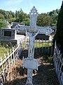 Dániel Kiss †1897 grave memorial, 2020 Sárospatak.jpg