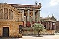 Décors pour la Rome de César (Cinecittà) (5856287720).jpg