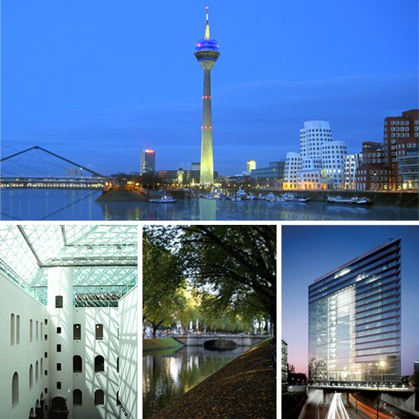 Pictures of Dusseldorf