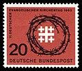 DBP 1963 405 Evangelischer Kirchentag.jpg