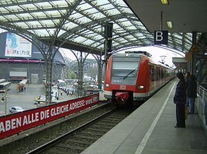 DBAG Class 423 - Image: DB 423 256