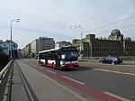 DPP 3427 on Štefánikův most.jpg