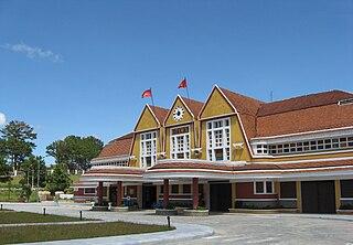 Đà Lạt station