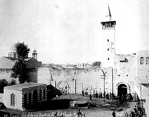 Bab Sharqi - Bab Sharqi in 1880