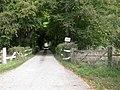 Damerham, farm entrance - geograph.org.uk - 1484652.jpg