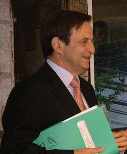 Dan Meridor Israeli politician