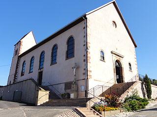 Dangolsheim Commune in Grand Est, France